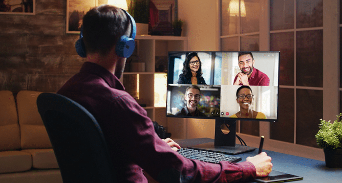use video conferencing