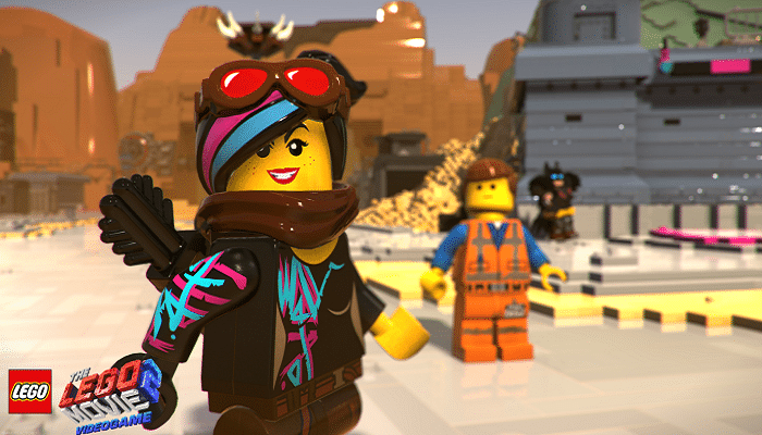 The Lego Movie Game