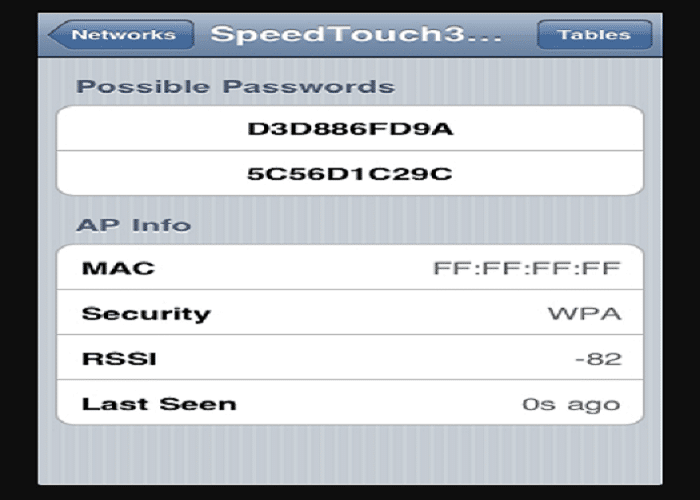 ispeedtouched