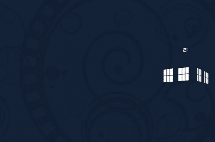 tardis chrome theme
