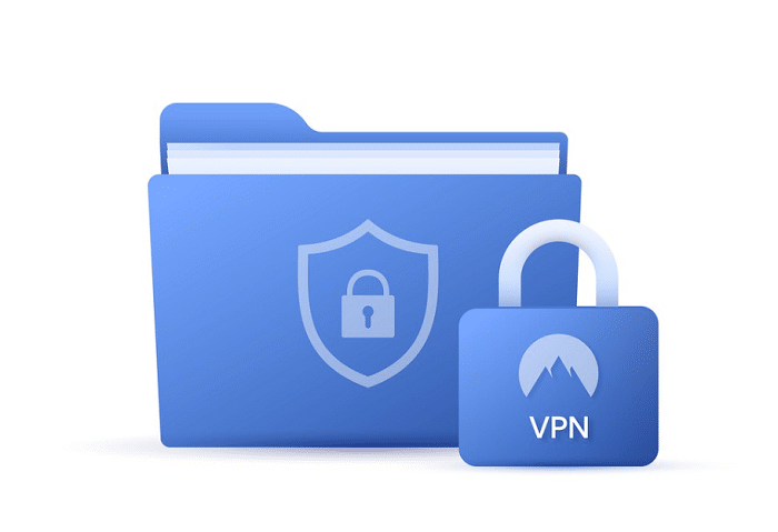 vpn lock protects file