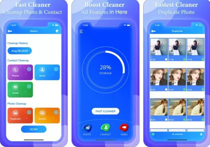 boost cleaner app