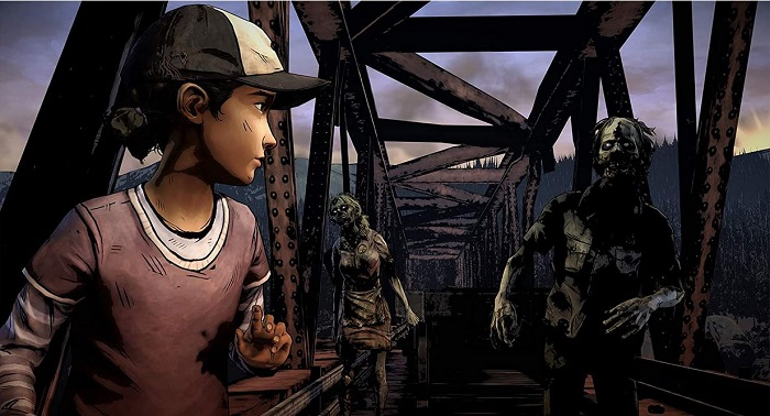 the walking dead- xbox mystery games