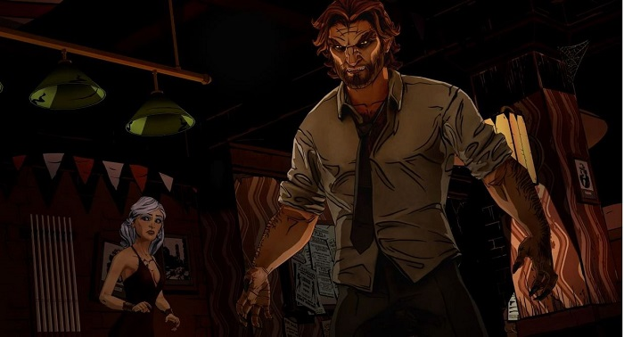 the wolf among us- detective games for xbox one