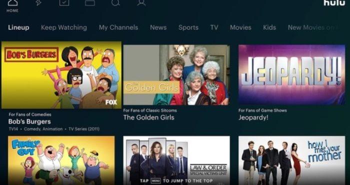 Hulu installed