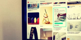 how to unhide pins on pinterest