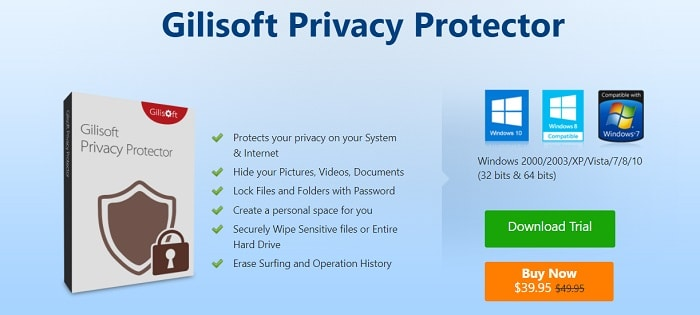 gillsoft privacy protector