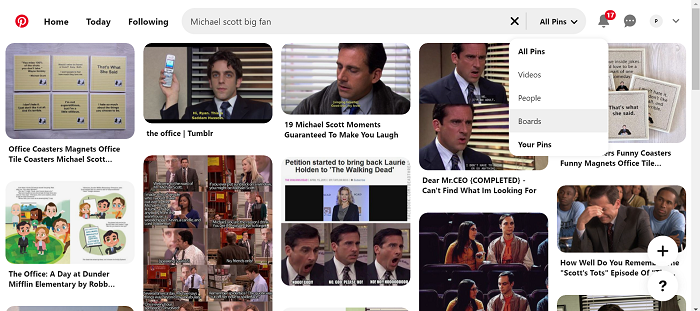 Find Someone On Pinterest Using their personal information