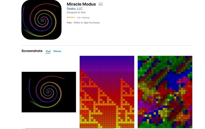 Miracle Modus- apps for people with disabilities