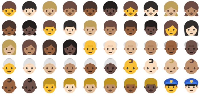 ethnic emojis for android